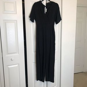 Black jumpsuit from Lulus